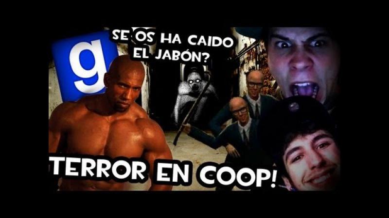 Scary United CUIDADO CON EL JABON EN LAS DUCHAS w Eddisplay Ep 1