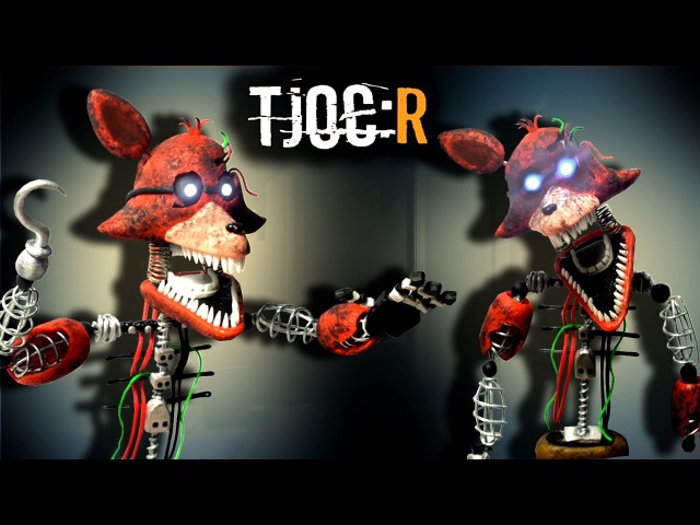 Handmade IGNITED FOXY (LED Eyes) ➤ TJOC: Reborn ★ Polymer clay Tutorial ✔ Giovy Hobby