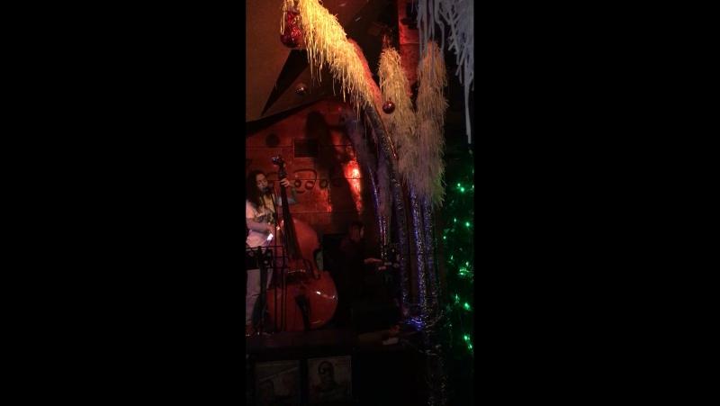 Trebute to Billie Holiday в клубе Грибоедов Хилл 15 01 18
