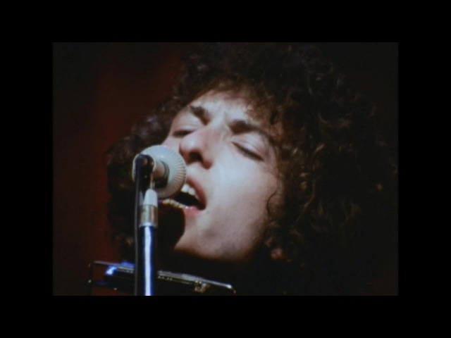 Bob Dylan - Like a rolling stone (live in Newcast May 21, 1966)