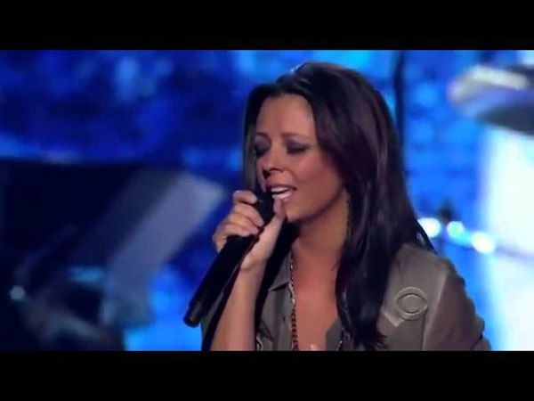 Sara Evans Stand By Your Man ACM's Girls' Night Out