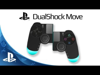 DualShock Move - PlayStation 5 controller