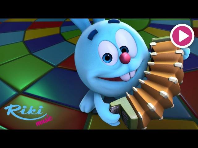 Смешарики 😉 Хорошее настроение 🎸🎷🎹Песенка Кроша 🎤 Мультфильм