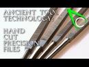 Antikythera Fragment 3 - Ancient Tool Technology - Hand Cut Precision Files