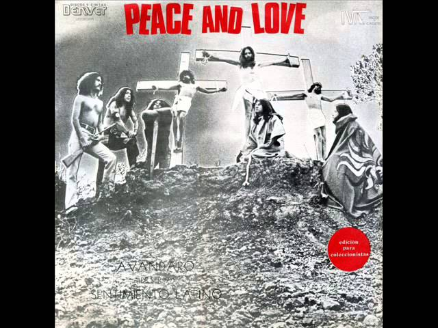 Peace and Love Peace and Love 1973 FULL ALBUM Jazz Rock