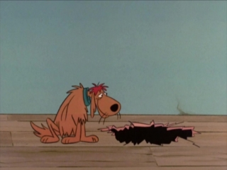 The Atom Ant Show - S01E09 - Mistaken Identity - Dog Tracks - Courtin' Disaster (1965)