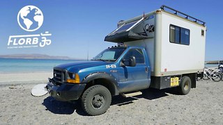 DIY Tiny House Overlander Summers in Alaska - Winters in Mexico