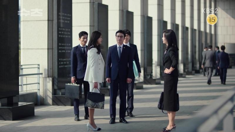 Форс мажоры Корейская версия 4 серия в оригинале Suits 슈츠 DomDoram Suits