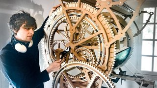 Making the Planetary Gears - Marble Machine X #36