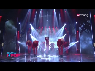 VK180413 MONSTA X - Jealousy @ Simply K-pop