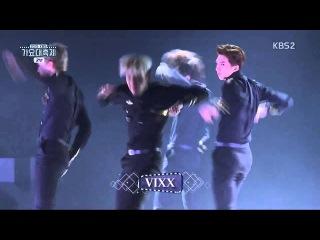 [151230][FULL] BTS X  GOT7 X  VIXX -  Dance Perfomance @ 2015 KBS DAECHUKJE
