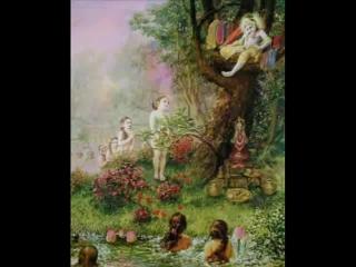 Эротические приключения языческого бога Кришны