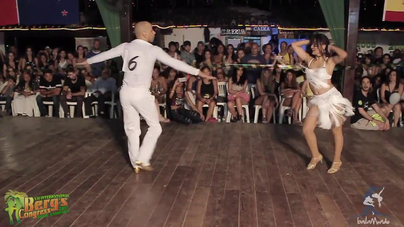 Baila Mundo Nairo Ramos e Glê Perez Berg's Congress 2017