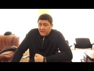 Рустем Ниметуллаев о стихийном выступлении крымских татар в Херсонской области Украины