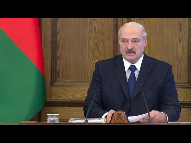 На каго Лукашэнка пераклаў адказнасць за крызіс | лукашенко снял с себя ответственность за кризис Белсат