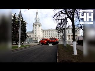 Алексей Ладыков: В рамках федеральной программы Безопасные и качественные дороги будет отремонтировано 36 улиц.