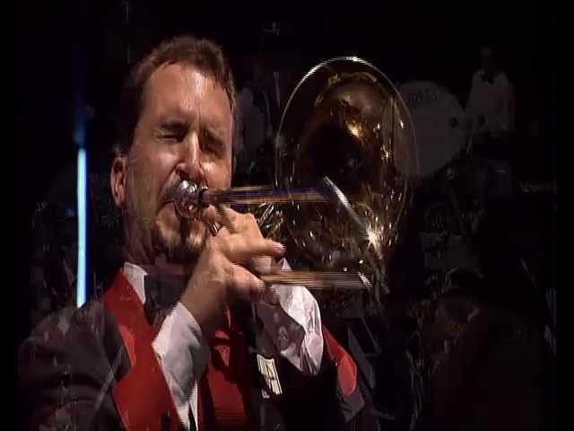 Brass Band 13 Etoiles The Flying Slide Ethan Thompson trombone Bertrand Moren