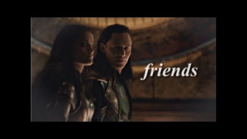 Loki and Sif | we weren't just friends.