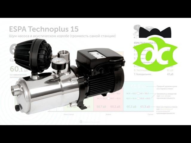 ✓Детальный обзор станции ESPA Tecnoplus 15 I Оverview ESPA Tecnoplus 15