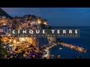 Cinque Terre timelapse from Italy Monterosso Vernazza Corniglia Manarola Riomaggiore
