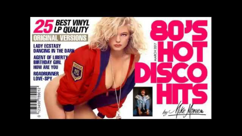 80's Hot disco hits by Mike Mareen