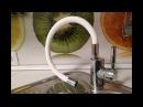Кухонный смеситель Frap F4053 с гибким изливом с Aliexpress.