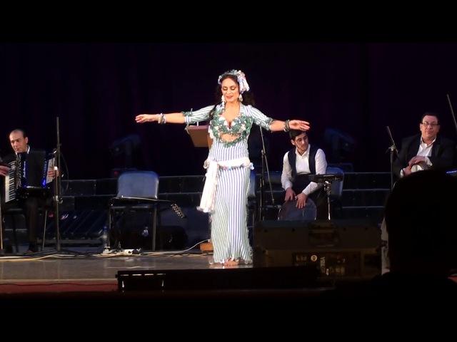 Фархшатова Регина Фестиваль Almaz 2018 оркестр балади табла