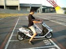 Taiwan RRGS 千輪 production of evil 234cc GY6 engine