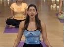 Sara Ivanhoe: Candlelight Yoga