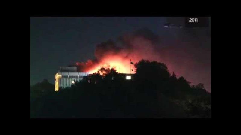 Gunmen attack Kabul's Intercontinental Hotel take hostages