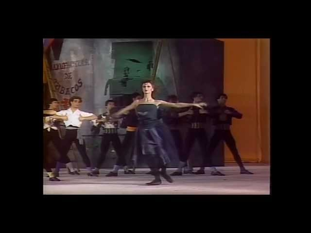 Carmen Balletto 1 4 Baryshnikov Zizi Jeanmaire
