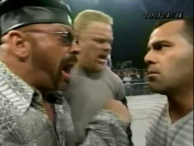 WCW Thunder 01 06 2000