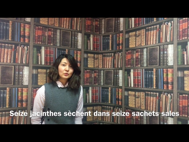 Seize jacinthes sèchent dans seize sachets sales