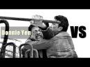 Донни Ен против Брата Санни Donnie Yen vs Brother Sonny