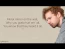 Chase Goehring Mirror Lyrics Americas Got Talent
