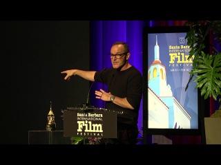 SBIFF 2018 - Clark Gregg American Riviera Award Presentation & Sam Rockwell Speech
