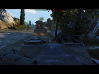 ЛРН захвачен! Лучшие Реплеи Недели #123 World of Tanks