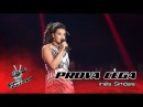 """Inês Simões – """"I Have Nothing""""   Prova Cega   The Voice Portugal"""