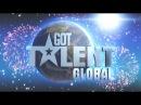 Шоу метателя ножей Got Talent 2017