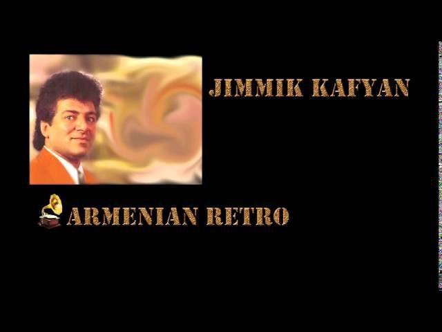 Jimmik Kafyan Amachkot Aghjik 1999 Armenian Retro