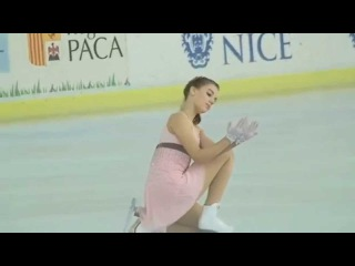 Алиса Федичкина 20th INTERNATIONAL CUP OF NICE 2015. JUNIOR : Ladies - Short Program
