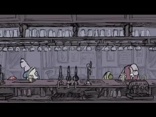 Смешной мультфильм pub dog!!! (best funny cartoon pub dog!)