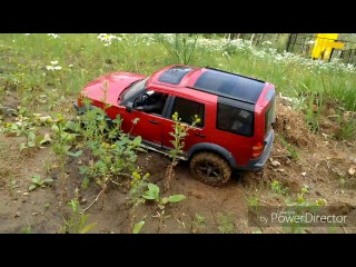 Rc land rover discovery 3