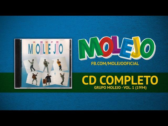 Molejo Volume 1 1994 CD Completo