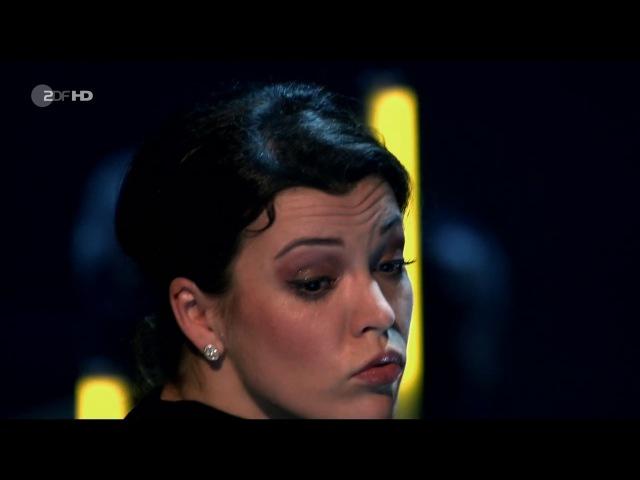 Ksenija Sidorova: D. Schostakovich - Waltzer nr. 2 (ZDF Klassik live im Club, 16-4-2017) 1080p, HD