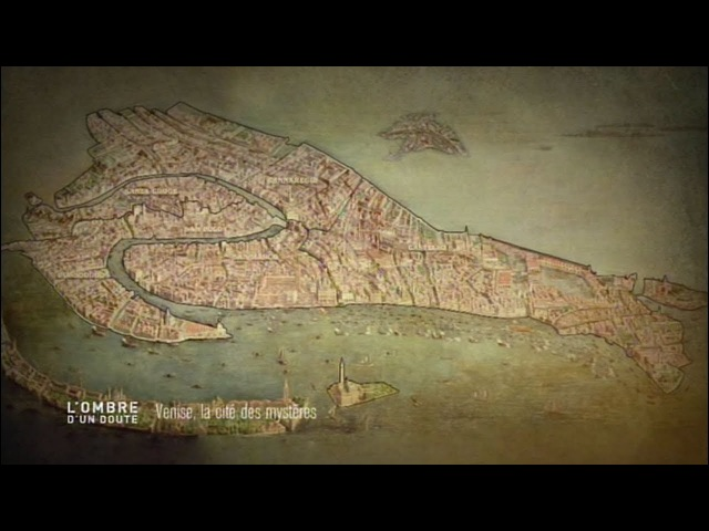 Lombre dun doute - Venise la cité des mystères