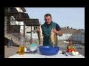 ШАШЛЫК из Рыбы РЫБА на Мангале в СЕТКЕ по Домашнему ENG SUB
