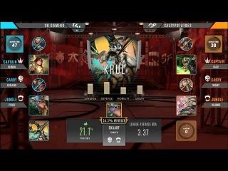 Semifinals   SK GAMING vs SALTY POTATOES [Game2] Vainglory 8 EU Autumn 2017 Week 3 Split 1
