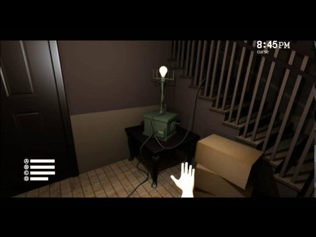 뽀모와 멘붕비명 소피의 저주 Sophie's Curse Horror Gameplay