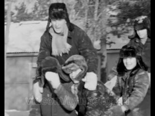 """""""Зимние забавы тюменцев"""", 1971г."""
